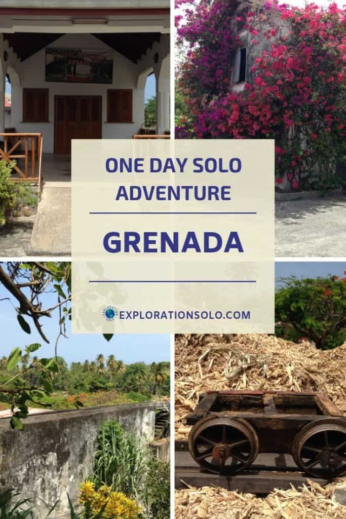 One day in Grenada with a local guide touring solo