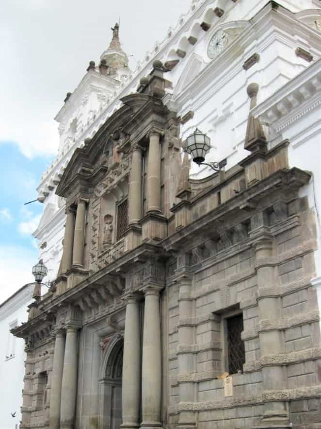 La Compania de Jesus Church in Quito
