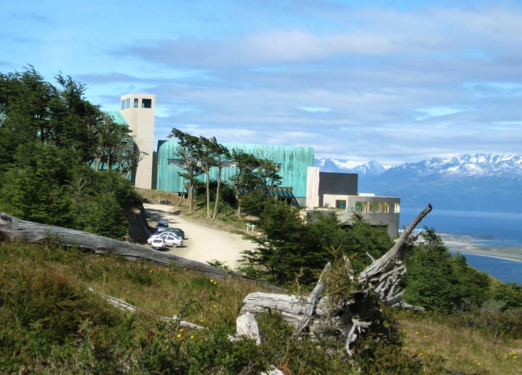 The Arakur hotel was where we stayed while in Ushuaia