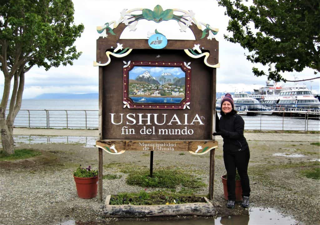 Ushuaia is known as the southernmost city in the world or End of the World