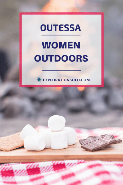Outessa women only four day outdoor event