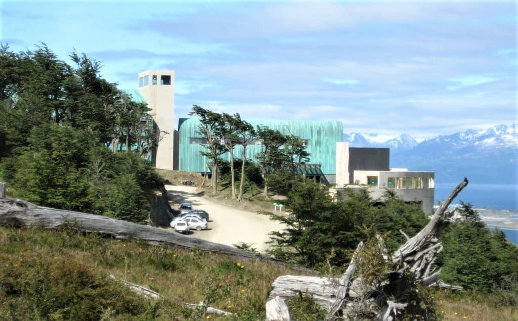 The Arakur hotel in Ushuaia Argentina