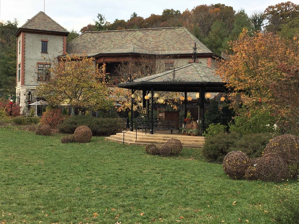 Antler Village at the Biltmore Estate in Asheville